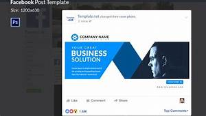 Project Management Schedule Template 10 Facebook Ad Templates Business Discount Sale