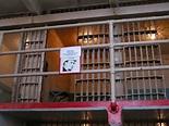 Al Capone Prison Cell in Alcatraz   This is Al Capones ...