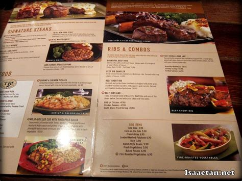 Tony Roma's Pavilion KL | Isaactan.net | Events • Food ...