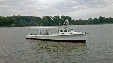 Chesapeake Bay Crab Boat by Chesapeake Bay Raft Up