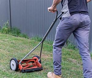 7 Best Reel Mowers Of 2020  U2013 Manual Push Mower Reviews