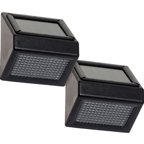 solar powered flood lights greenlighting solar powered black outdoor integrated led
