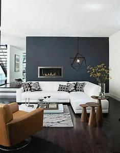 Schöne Einrichtungsideen Wohnzimmer : wandfarben kombinieren ideen wie sie sch ne w nde kreieren wohnzimmer pinterest ~ Frokenaadalensverden.com Haus und Dekorationen