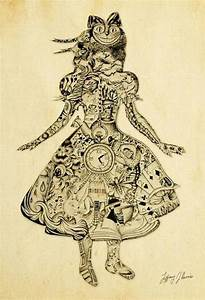 alice in wonderland art | alice in wonderland. | Pinterest ...