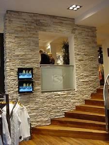 Steinwand Wohnzimmer Ideen : kamin design steinwand ~ Sanjose-hotels-ca.com Haus und Dekorationen