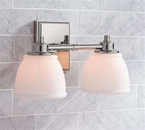 Pottery Barn Bathroom Wall Lights by 15 Most Beautiful Pottery Barn Bathroom Sconces 300