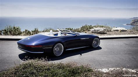 2017 Mercedes-maybach Vision 6 Cabriolet Ev Concept
