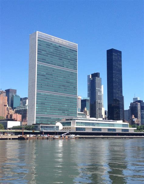 Pictures Of The New by Un Building New York United Nations Building E Architect
