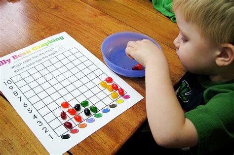 Letter J/jellybeans Preschool Theme
