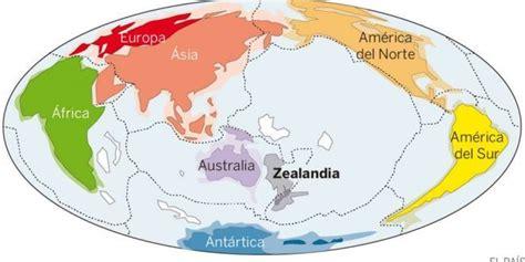 Zbulohet kontinenti i 7-të; Zelandia ështe 94% e zhytur në ...