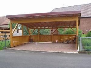 Carport Dach Decken : welches trapezblech f r carport nabcd ~ Whattoseeinmadrid.com Haus und Dekorationen
