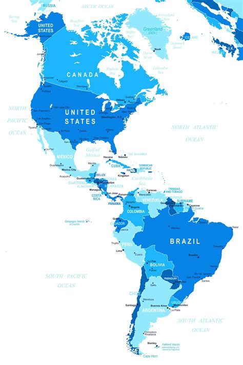 north  south america map renewable fuels association