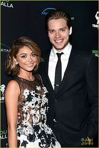 Sarah Hyland & Dominic Sherwood Hit the 'See You in ...