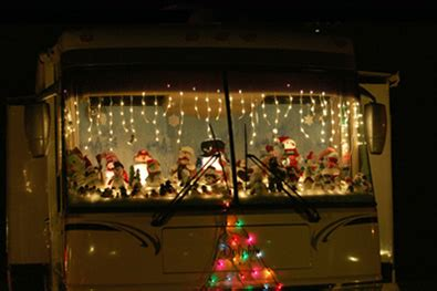 decorate  rv   holidays coach net