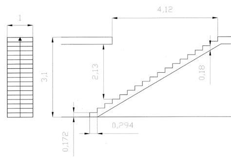 calcul escalier droit forum menuiseries int 233 rieures