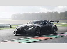 2017 Lexus RC F GT3 Wallpapers & HD Images WSupercars