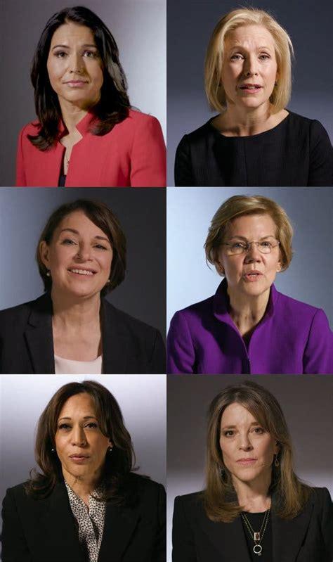 women running  president  answers