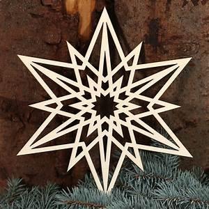 Bootslack Für Holz : stern fensterbilder deko aus holz und acrylglas f r weihnachten ebay ~ Orissabook.com Haus und Dekorationen