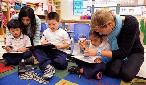 importance  preschool  child care  working