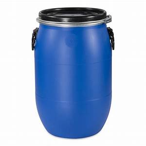 60 Liter Fass : 60 liter deckelfass kunststofffass futtertonne real ~ Frokenaadalensverden.com Haus und Dekorationen