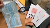 新竹男藥局買到「0.01超薄口罩」…親自剪開:有3層│TVBS新聞網