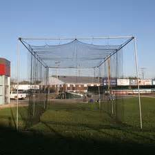 indoor outdoor batting cages on deck sports
