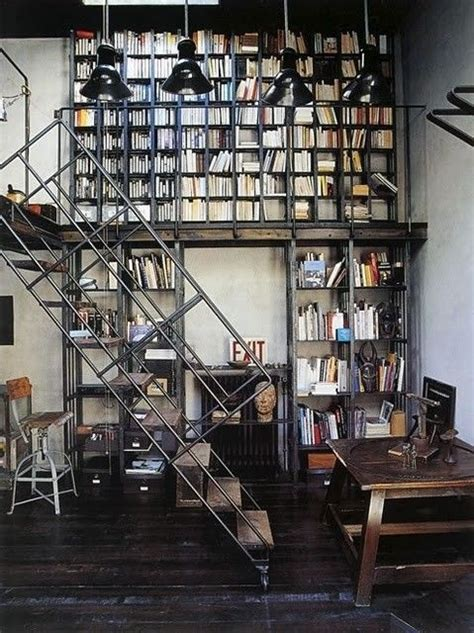 Lada Da Cucina by Libreria In Stile Industriale Industrial Vintage Style