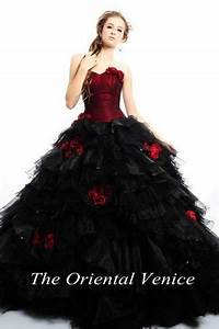 popular gothic ball gowns buy cheap gothic ball gowns lots With halloween wedding dresses plus size