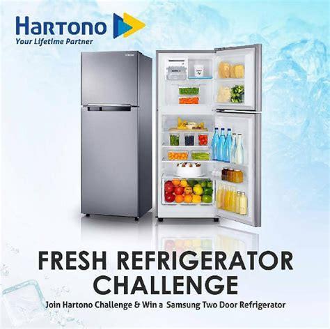 lemari es samsung rt20farwdsa fresh refrigerator challenge
