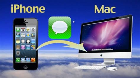 how to sync messages from iphone to mac how to transfer all text messages from iphone 6 to mac