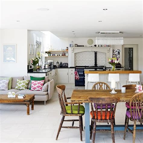open plan kitchen family room ideas open plan family kitchen diner family kitchen design