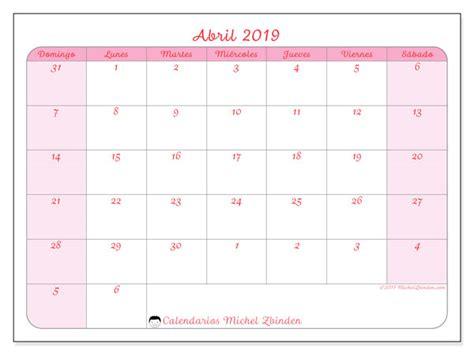calendarios abril ds michel zbinden es
