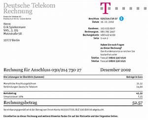 Kundencenter Telekom De Meine Rechnung : telekrampf spiekerblog ~ Themetempest.com Abrechnung