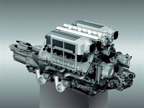 Bugati Engine by The Bugatti Veyron Engine Features An 8 0 Litre