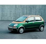 Daewoo DArts Style Concept 1997  Old Cars