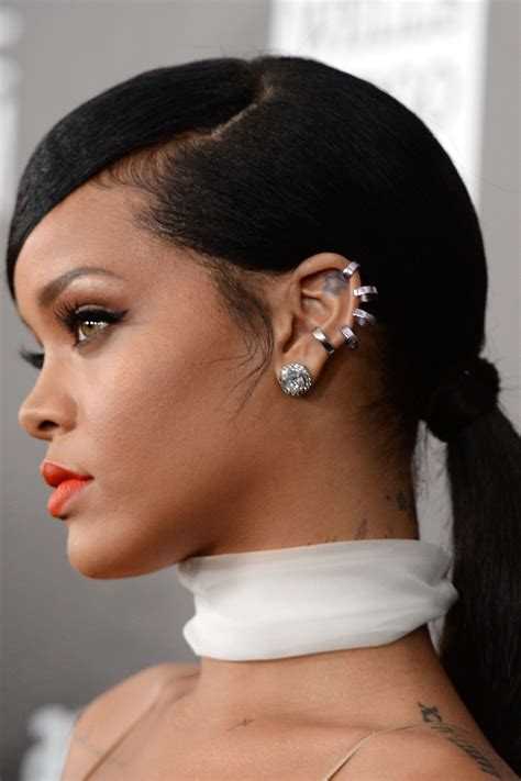Best Black Ponytail Hairstyles Ideas And Images On Bing Find