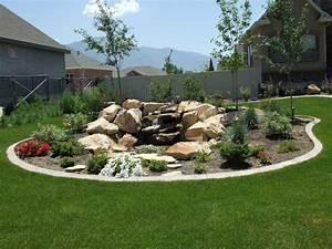 idee amenagement jardin idees pour petits et grands espaces With idee deco exterieur jardin