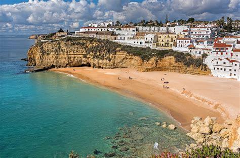 Carvoeiro Beach Carvoeiro The Algarve Beaches