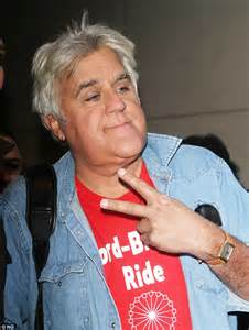 Jay Leno Surprises Wounded Soldier With Brandnew Muscle