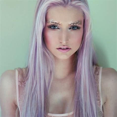 light purple hair dye these 20 purple hairstyles will make you want to dye your