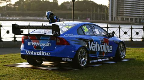 volvo  kw  supercars contender revealed