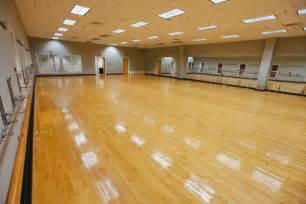 Home Dance Studio Floor