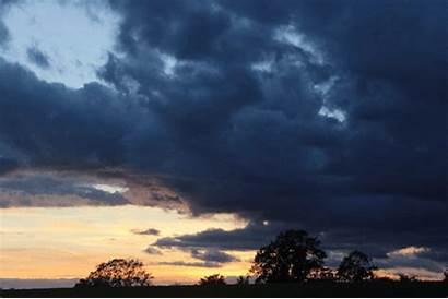 Dark Clouds Sky Przebieralnia Skrypt