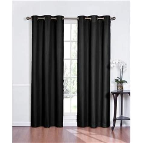 Kmart Eclipse Blackout Curtains by 42 Quot X 84 Quot Grommet Panel Window Treatments From Sears And