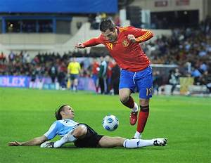 Alvaro Negredo in Spain v Argentina - International ...