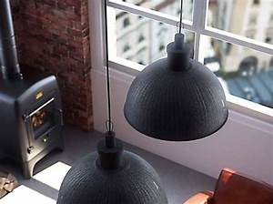 Suspension Industrielle Ikea : tendance 20 lampes industrielles elle d coration castorama suspension et industriel ~ Teatrodelosmanantiales.com Idées de Décoration