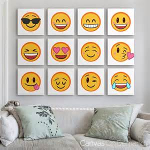 Emoji Room Decor Ideas