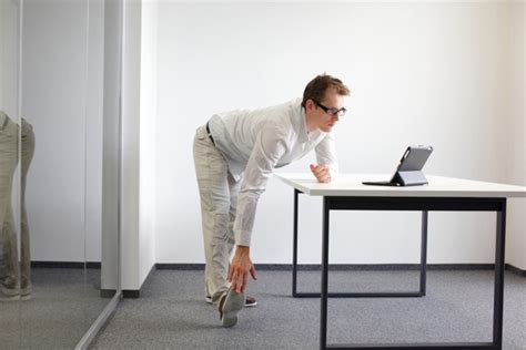 stand up desk exercises how to boost your brain without caffeine