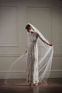 needle thread bridal wedding dresses 2016 08 With needle and thread wedding dress