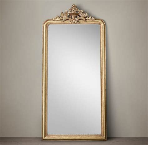 restoration hardware floor mirror 17 best ideas about leaner mirror on floor 4792